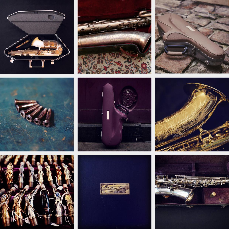 Atelier Sax Machine Paris - spécialiste de saxophone