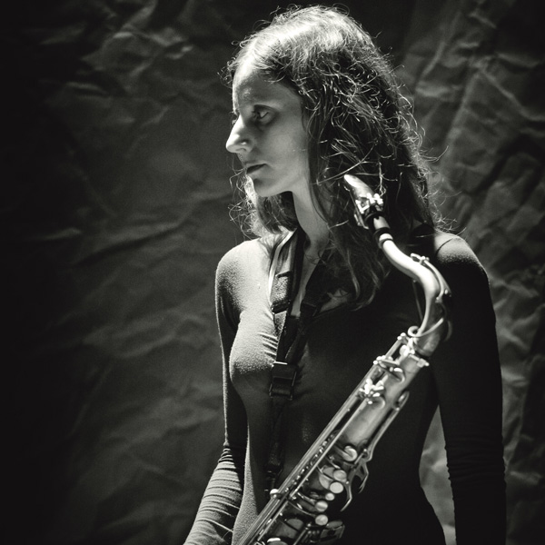 Alexandra Grimal Sax Machine Paris