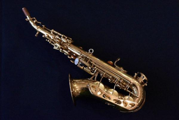 Soprano Courbe Yanagisawa