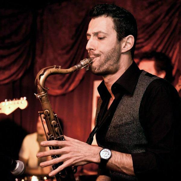 Yannick Soccal Sax Machine Paris