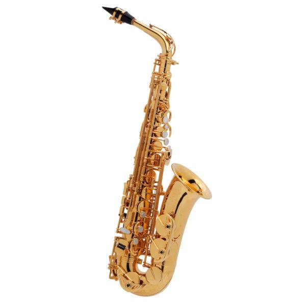 saxophone alto Selmer-super-action 80II aurifié Jubilée