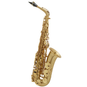 saxophone alto Selmer-super-action 80 Série II brossé gold Jubilée