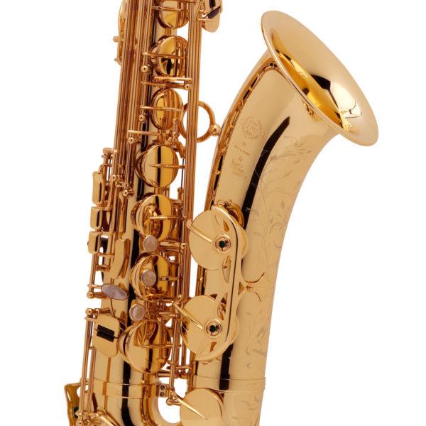 Sax ténor Selmer Serie-2 Jubilée Gold Gravé