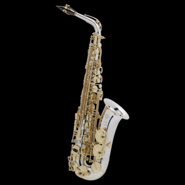 saxophone alto selmer SIII argent-massif