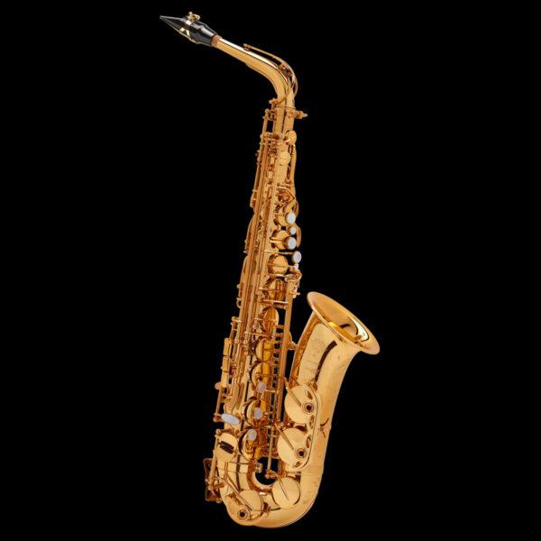 saxophone alto selmer SIII aurifié