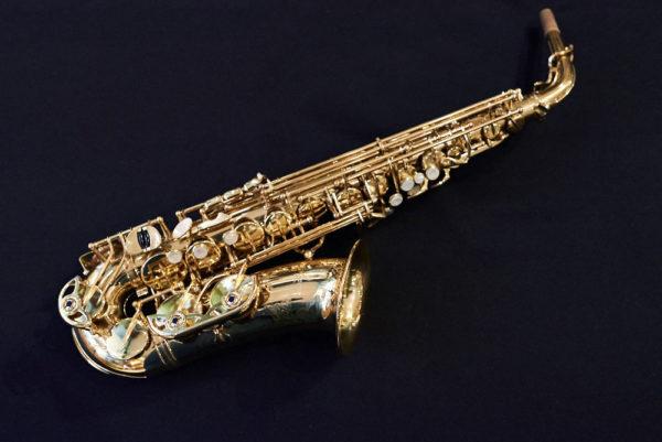 saxophone alto yanagisawa 992GP