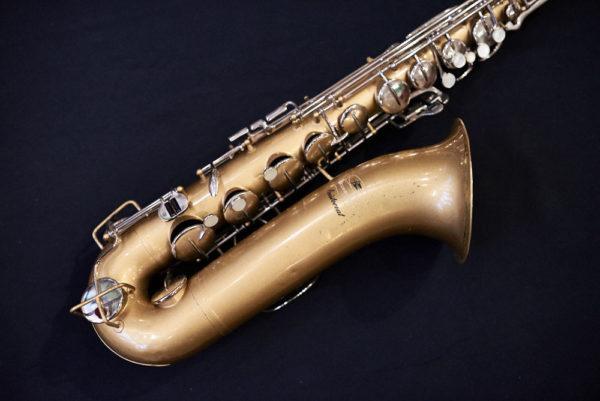 saxophone tenor buescher aristocrat