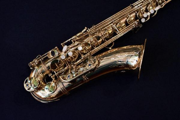 saxophone tenor yanagisawa 991 186xxx
