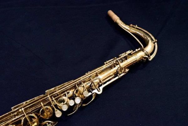 Saxophone tenor conn lady face 295xxx