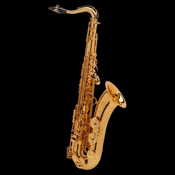 saxophone tenor Selmer Série III plaque or