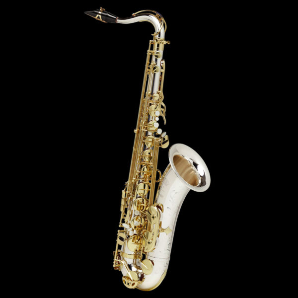 saxophone tenor Selmer Série III argent-massif