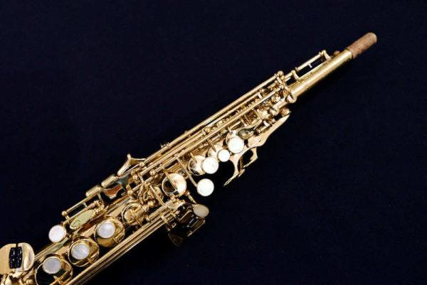 saxophone soprano Yanagisawa S901 249xxx
