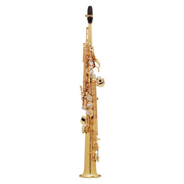 Saxophone soprano Selmer SA80 Série II