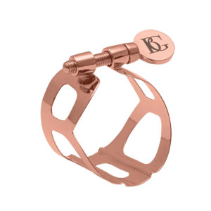 Ligature BG alto L19 Tradition plaqué or rose