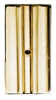 plaquette1 Ligature Vandoren cuir pour saxophone