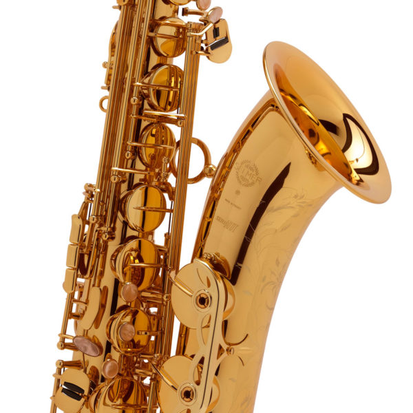 Sax ténor Selmer SérieIII plaqué or
