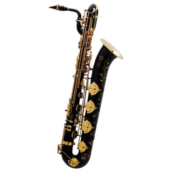 Saxophone Baryton Selmer SA80 Série II NG laqué noir