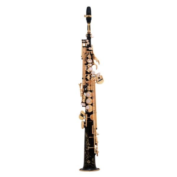 soprano-selmer-siii-noir